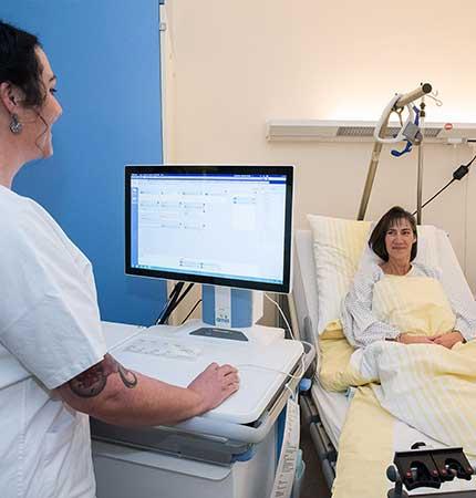 Gesundheitszentrum Wittmund - Krankenschwester